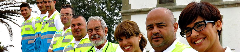 Grupo de trabajo sanitario. Provital Canarias