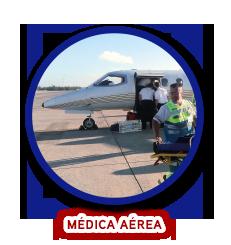 Traslados medicalizados aéreos desde Gran Canaria